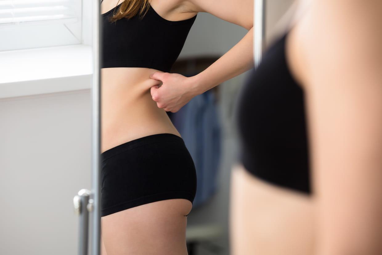perdre de la masse grasse maigre
