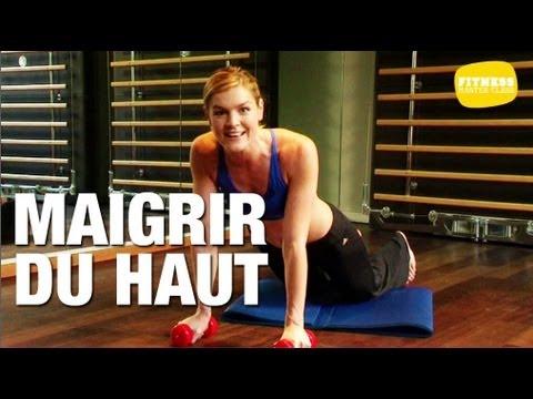 TOP Exercices pour maigrir et perdre des bras !