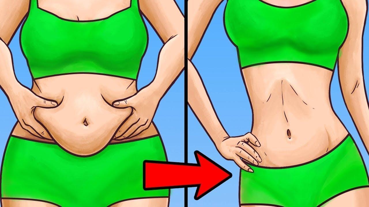 perdre toute la graisse de votre ventre 1 semaine
