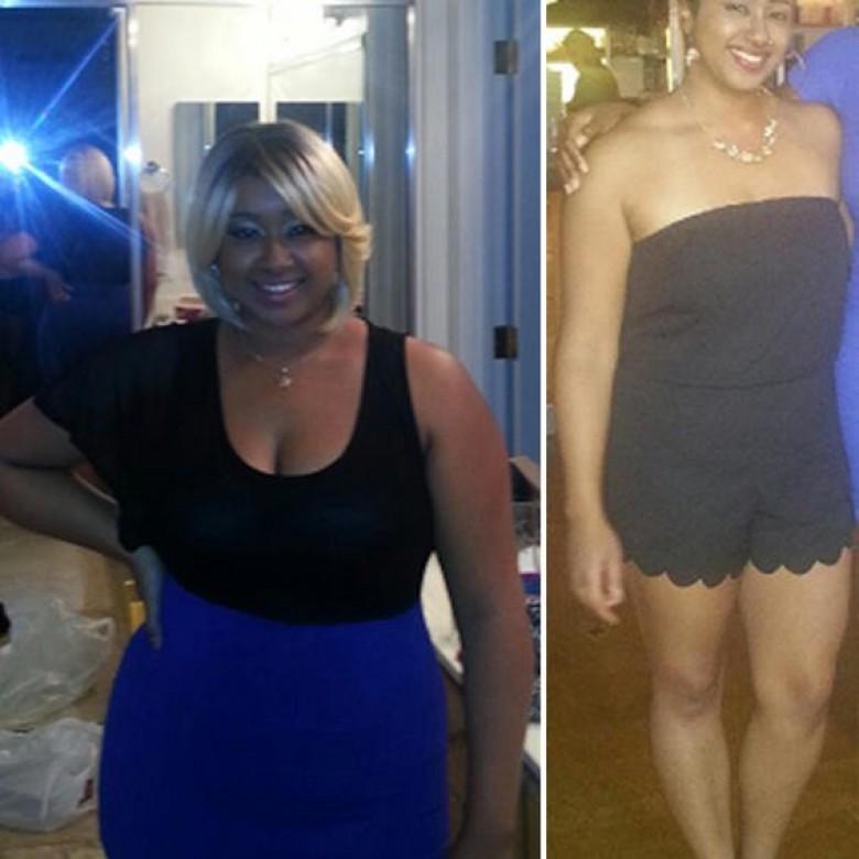 J'ai perdu 19 kg en 2 mois et demi, retour du groupe