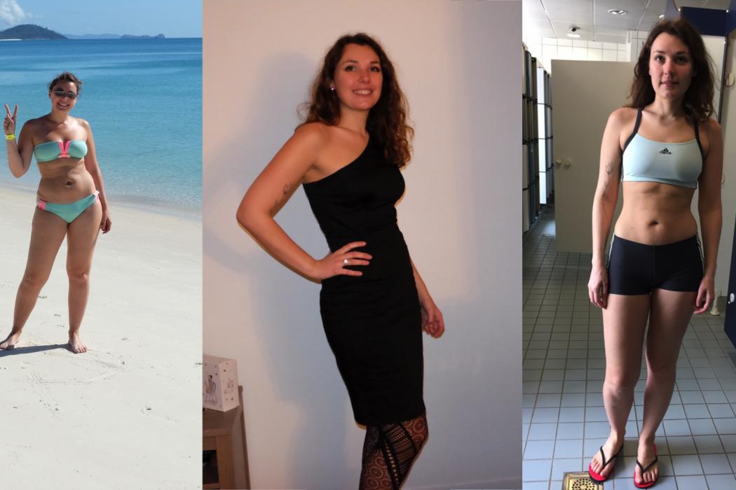 P-A Méthot publie une photo avant et après sa perte de poids et vous n'en reviendrez juste pas