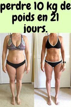 perte de poids en 21 jours perdre 10 kilos de graisse en 3 semaines