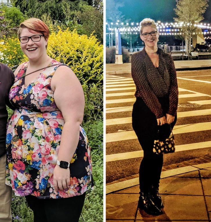 perte de poids femme de 18 ans