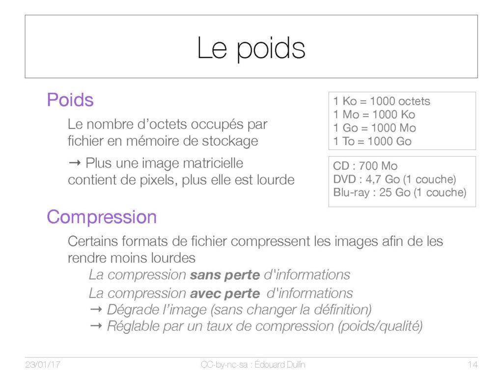Les images vectorielles - images matricielles - image numériques