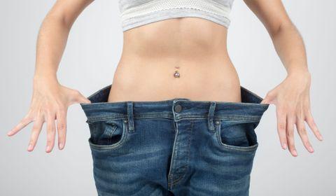perte de poids pour huit ans