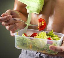 repas de perte de poids pour les athlètes