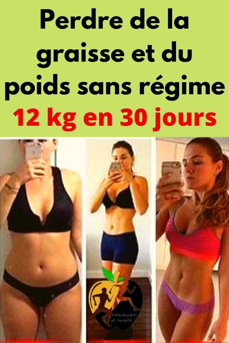 Comment perdre 6 kg en 30 jours: 11 étapes (avec images)