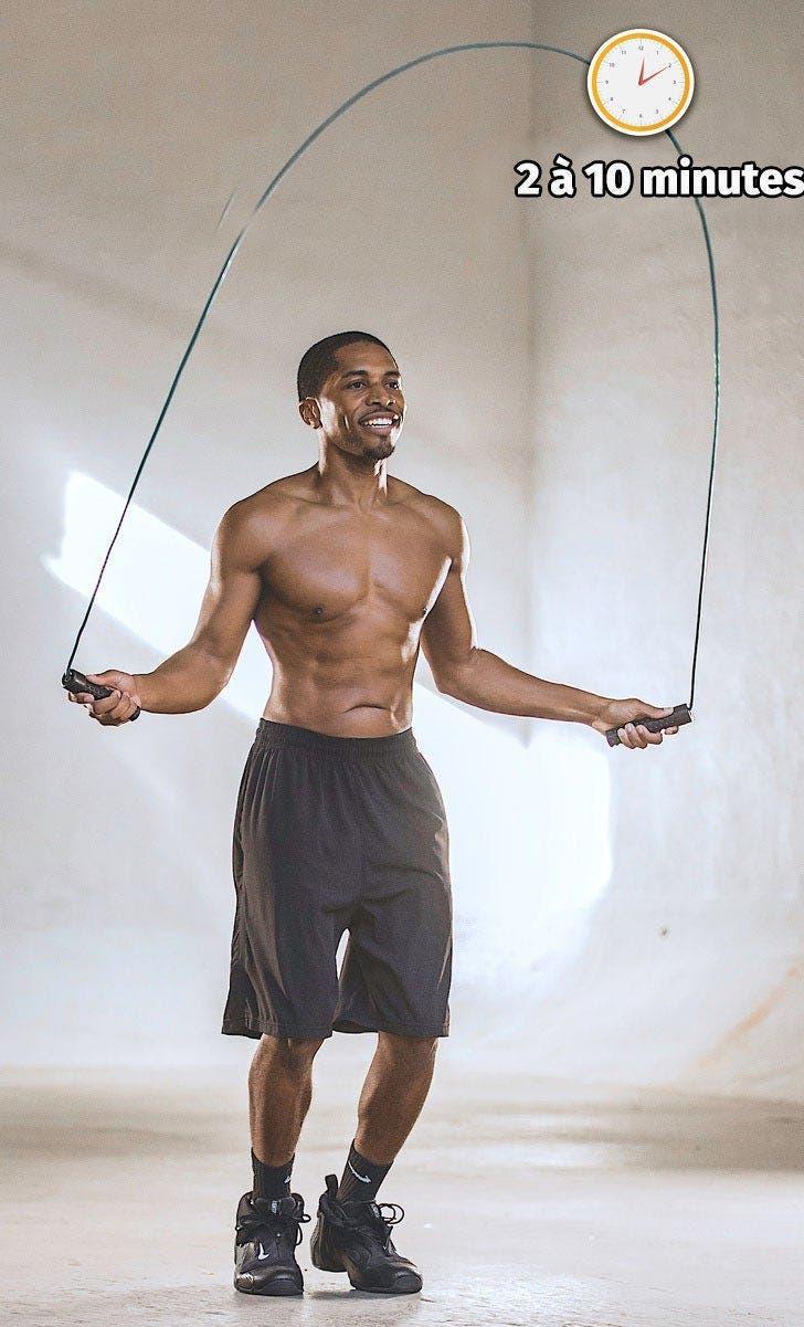 Corde à Sauter - Exercices, Techniques et Programmes