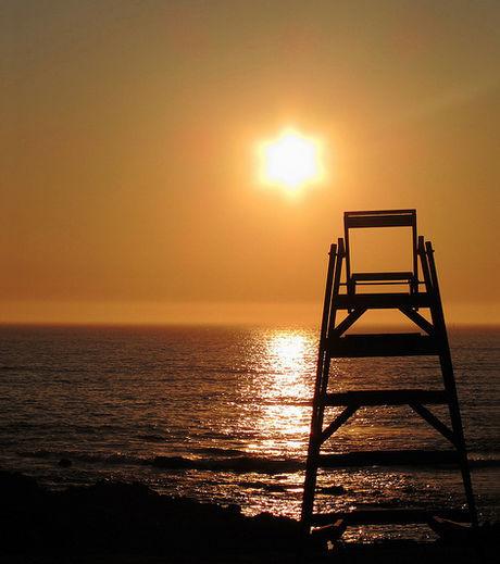 shahs de perte de poids au coucher du soleil