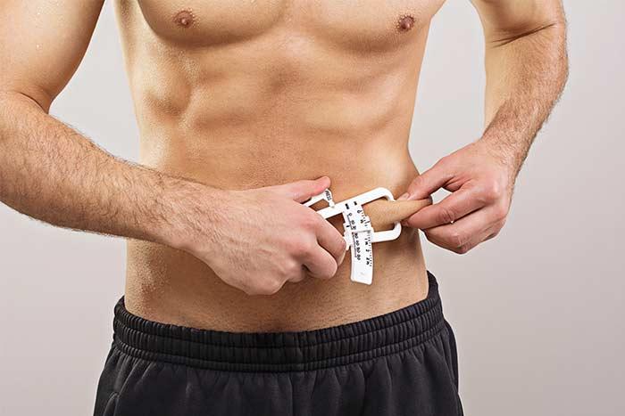 taux normal de perte de graisse corporelle