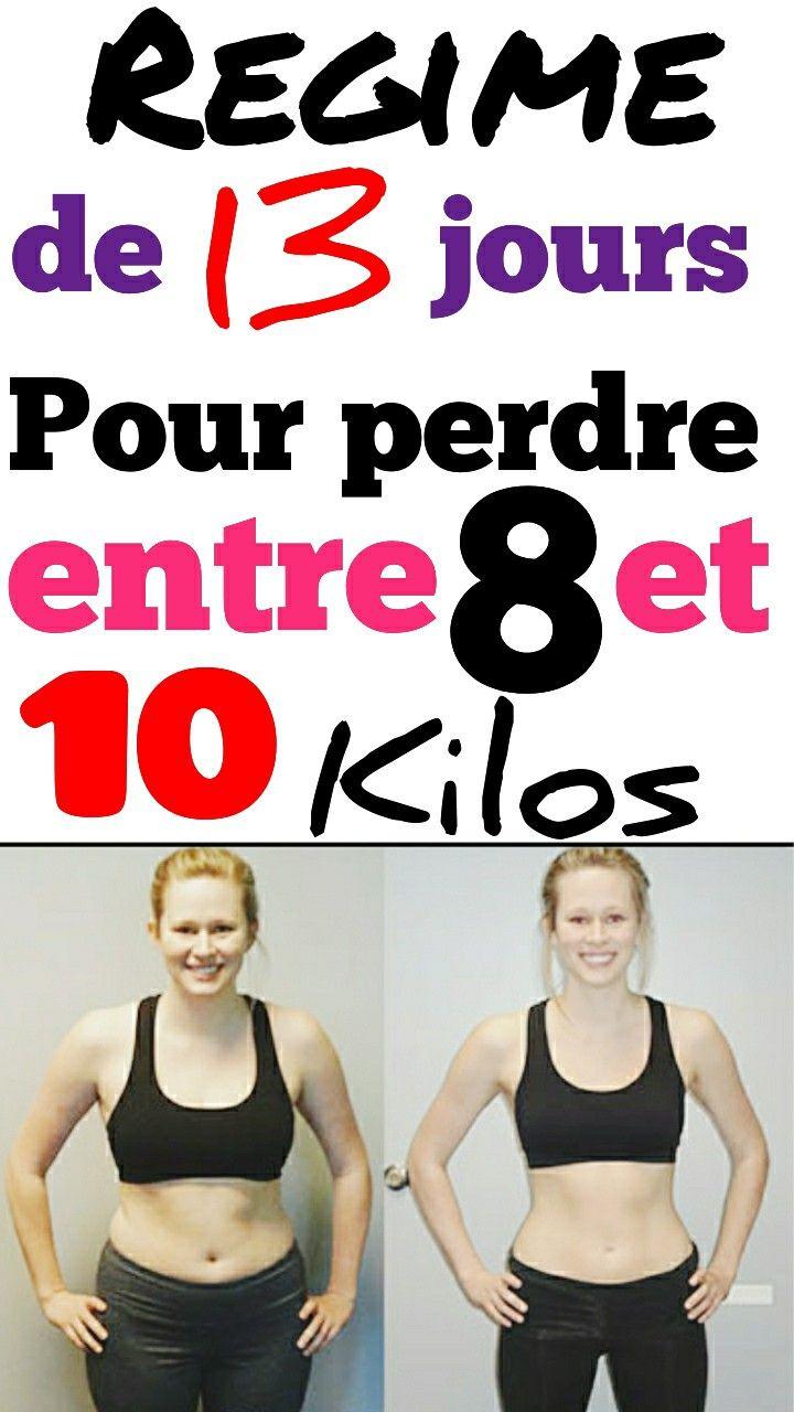 8 pour perdre du poids