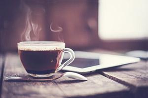 café sur la perte de poids shaper chaud minceur