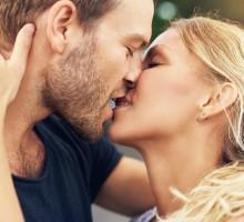 baiser perte de poids