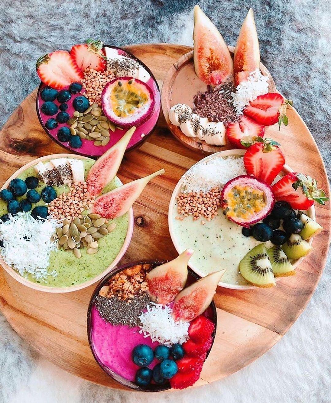 smoothie bowl perte de poids