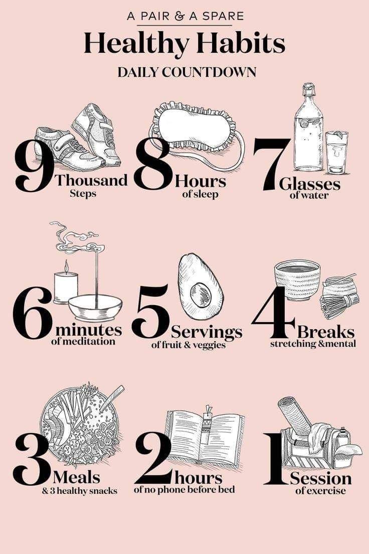 meilleure routine quotidienne de perte de poids