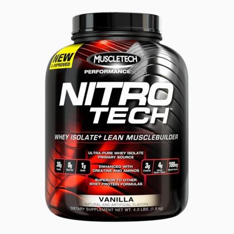 NITRO-TECH PERFORMANCE SERIES (1,8Kg)