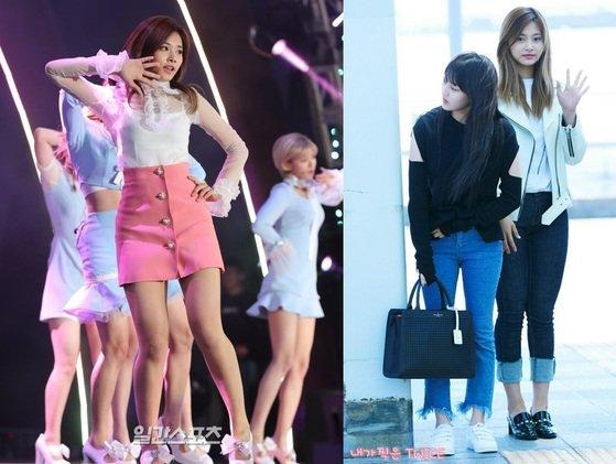 6 idoles féminines au corps parfait selon les fans