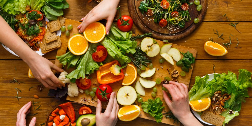 perdre du poids et manger