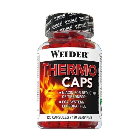 THERMO CAPS 2X1 2 unités de 120 Gélules
