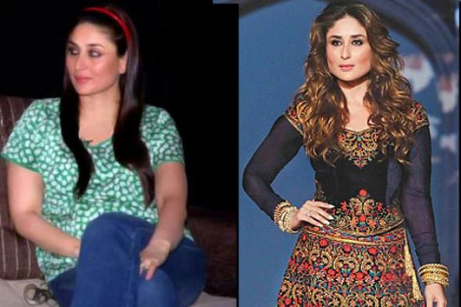 célébrités bollywood perte de poids
