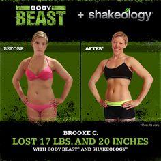 comment perdre de la graisse avec body beast