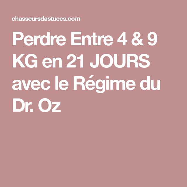Perdre Entre 4 & 9 KG en 21 JOURS avec le Régime du Dr. Oz   Brunch, Loose weight, Food