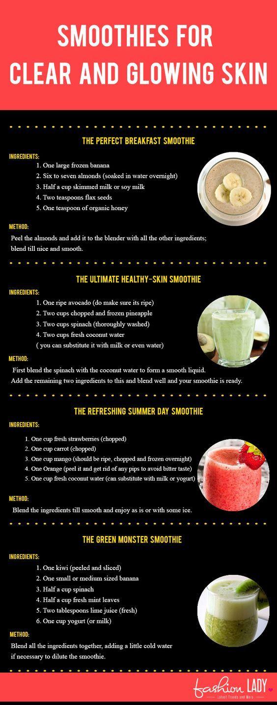 le smoothie ultime pour la perte de poids perdre de la graisse dans la poitrine