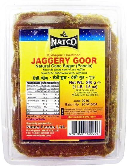 palm jaggery bon pour la perte de poids