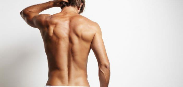 La graisse au niveau du dos peut être perdue, voici comment :