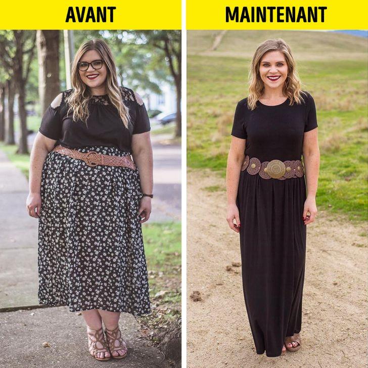 Cette influenceuse perd 60 kilos sans faire de régime et décide de partager 5 de ses secrets